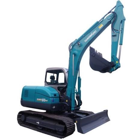 SWE80N9挖掘机