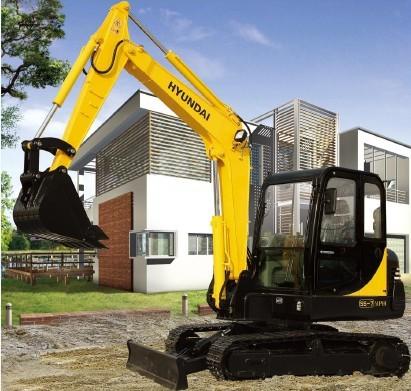 R55-7S挖掘机
