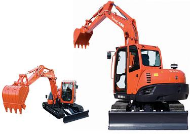 KX185-3挖掘机
