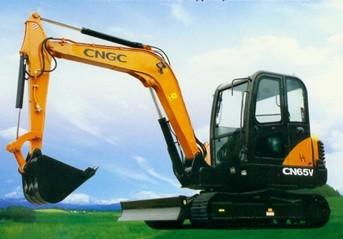 CN65V挖掘机