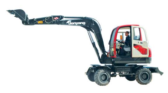 JYL606挖掘机