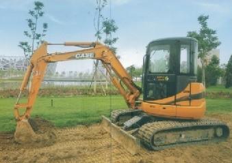 CX55B挖掘机