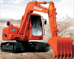 DH80GOLD挖掘机