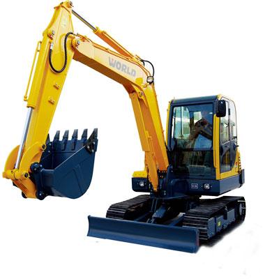 W260-7挖掘机