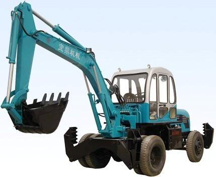 WYL60挖掘机
