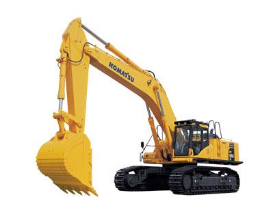 PC650LC-8R挖掘机