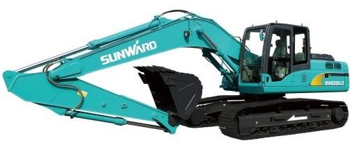 SWE230LC挖掘机