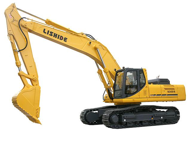 力士德SC450.8挖掘机