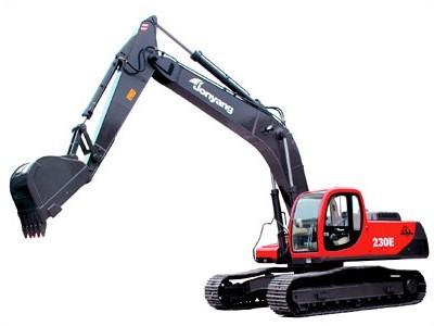 JY230E挖掘机