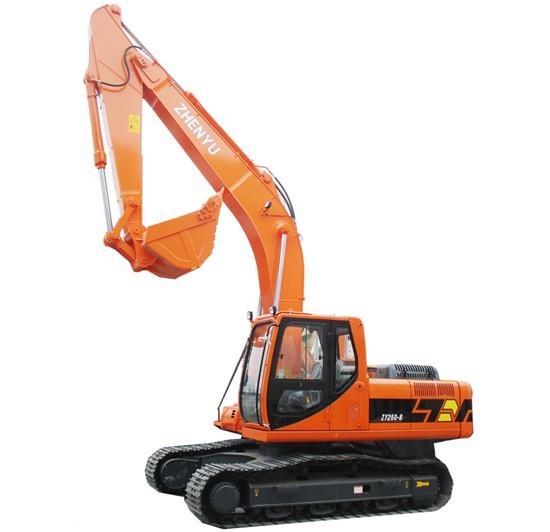 ZY260-8挖掘机