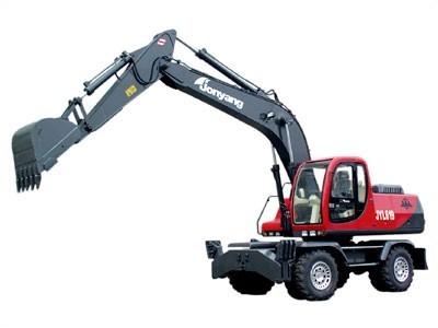 JYL619挖掘机
