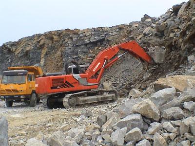 CE400-7挖掘机