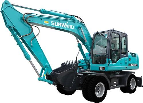SWE130W挖掘机