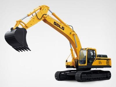 LG6360E挖掘机
