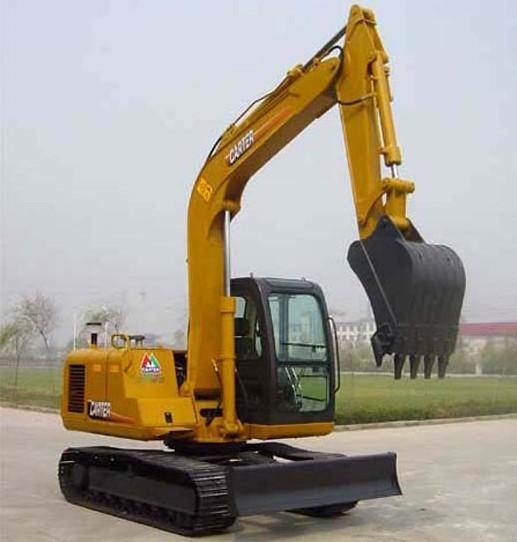 CT85-7B挖掘机