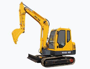 906D挖掘机