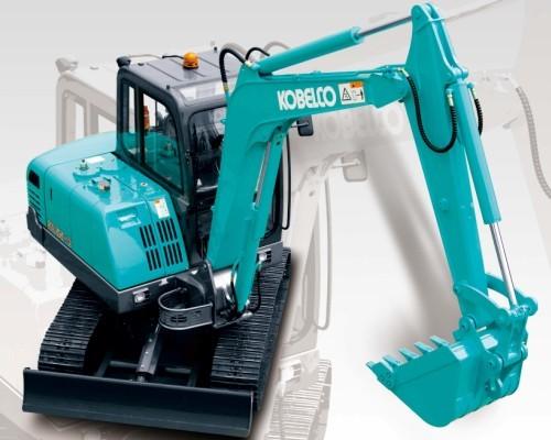 SK55-C挖掘机