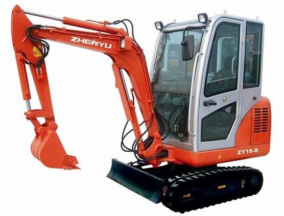 ZY16-8挖掘机