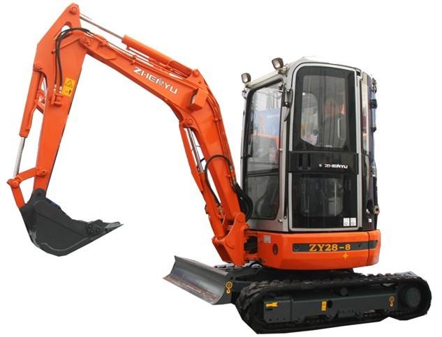 ZY28-8挖掘机