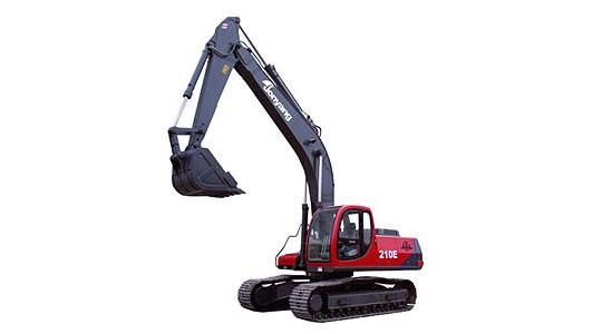 JY210E挖掘机