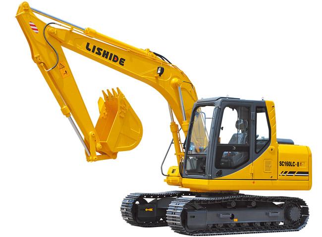 SC160LC.8挖掘机