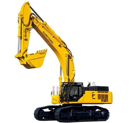 SH800LHD-5挖掘机