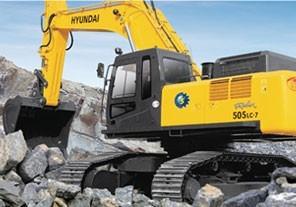 R505LC-7挖掘机