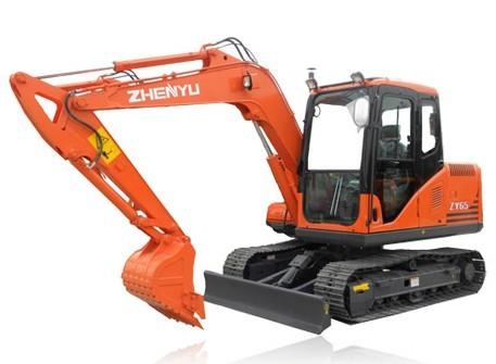 ZY65挖掘机