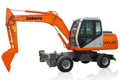 ZYL80挖掘机