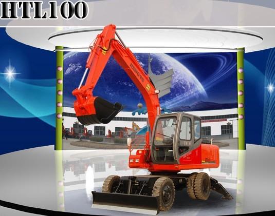 HTL100挖掘机