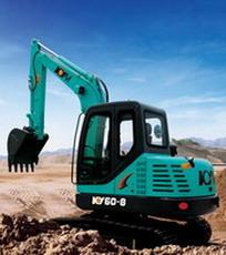KY60F挖掘机