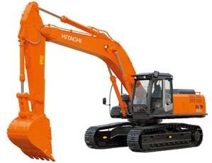 ZX400R-3挖掘机