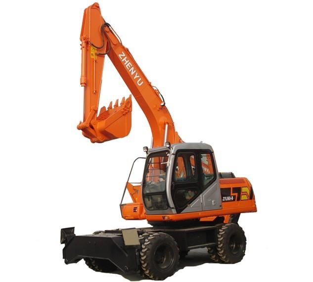 ZYL160-8挖掘机