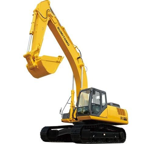 SH350-5挖掘机