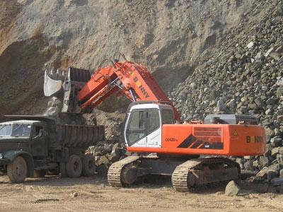 CE420-7挖掘机