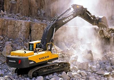 EC460B Prime挖掘机