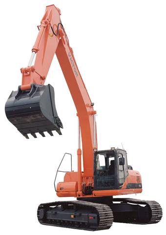 V320挖掘机