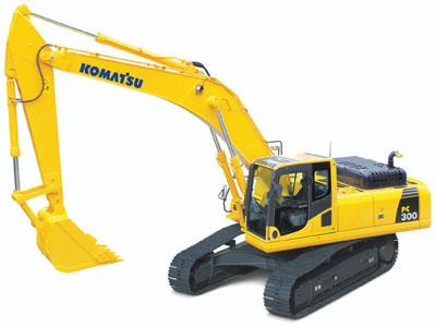 PC300-8挖掘机