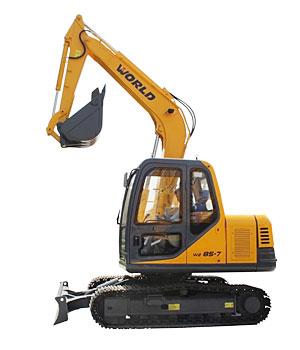 W285-7挖掘机