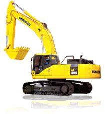 PC210-7挖掘机