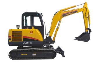 JL50-III挖掘机