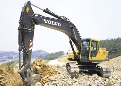EC290B LC Prime挖掘机
