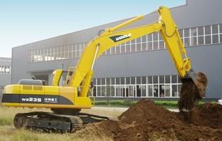 W2239-7挖掘机