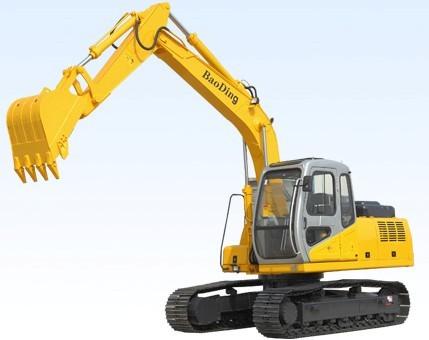 WY120挖掘机
