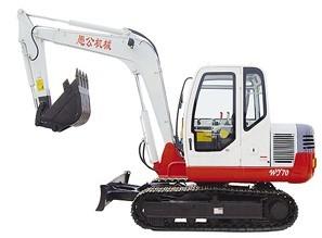 WY70挖掘机