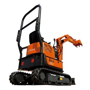 ZX10U-2挖掘机