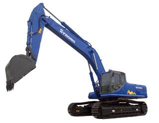 GC498挖掘机
