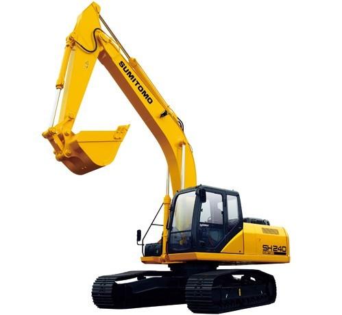 SH240-5挖掘机