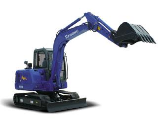 GC60挖掘机