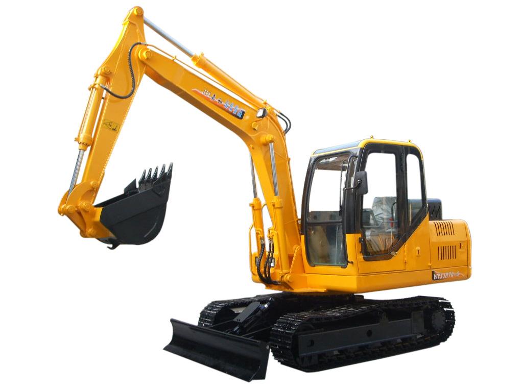 JH70挖掘机